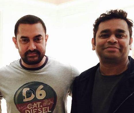 Rahman's Tweet To Aamir Khan!