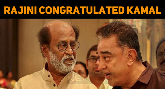 I Appreciate Kamal's 4% Votes – Superstar Rajini