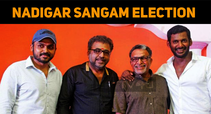 Nadigar Sangam Election In June!