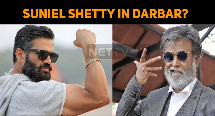 Suniel Shetty To Start Shooting His Portions In Darbar?