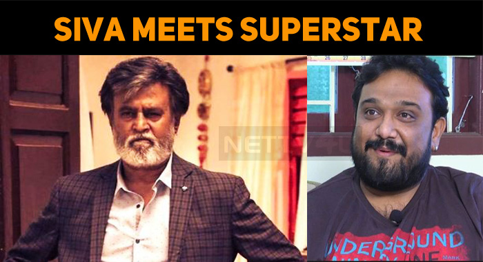 Thala Director Meets Superstar!