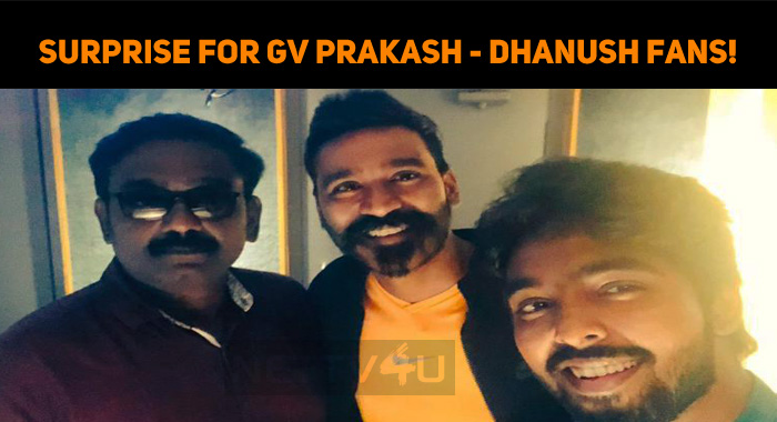 GV Prakash And Dhanush Fans! It's Time To Celeb..
