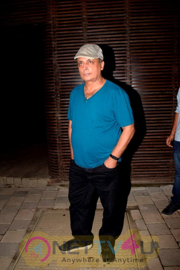 Actor Anand Rai Birthday Party At Estella Restaurant In Juhu Images Hindi Gallery