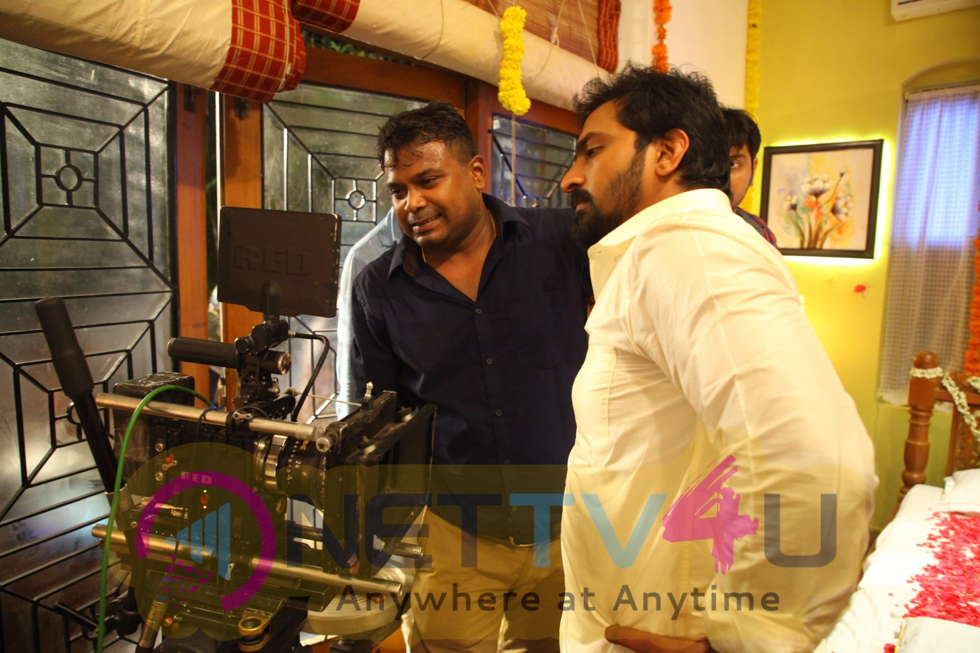 Kaatteri Movie Shooting Spot Exclusive Photos