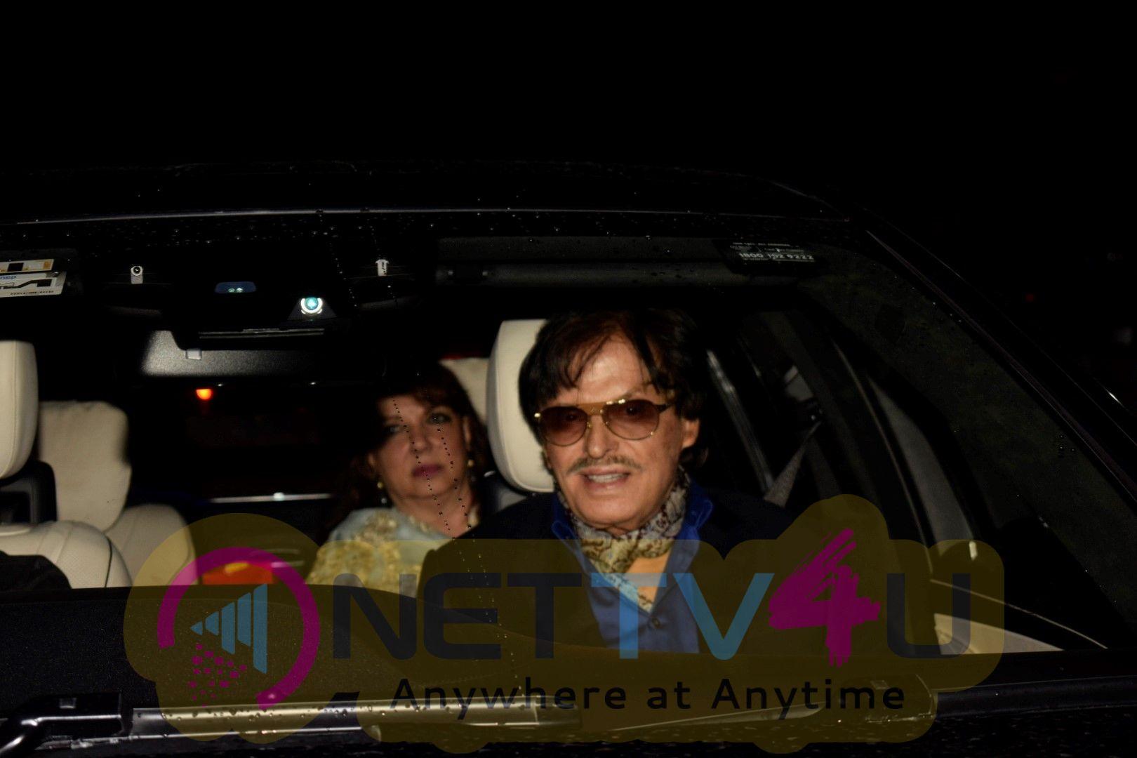 Screening Of Film Sanju At Yashraj Studio In Andheri Images