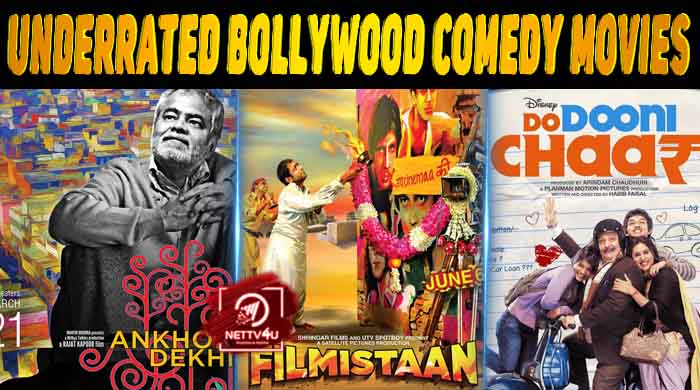 10 Underrated Bollywood Comedy Movies | Latest Articles