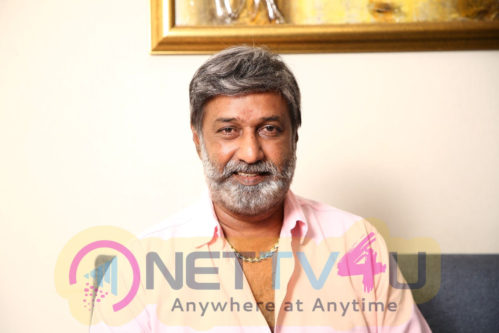 Actor Vichu Vishwanath Exclusive Interview Images