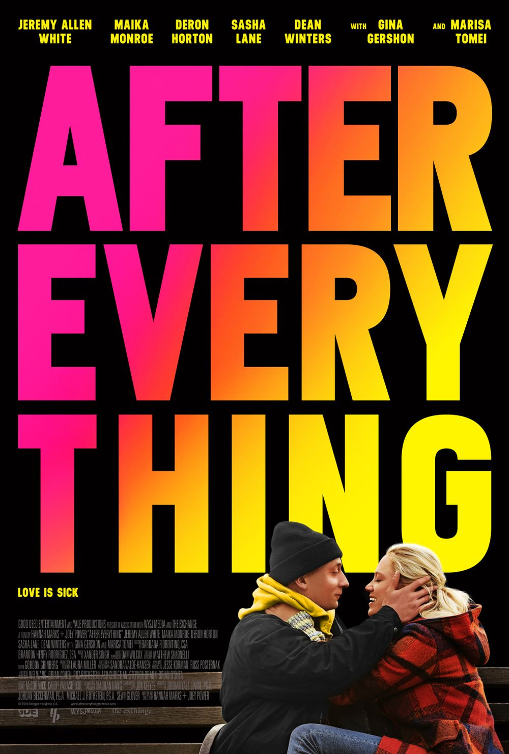 After Everything English Movie Review