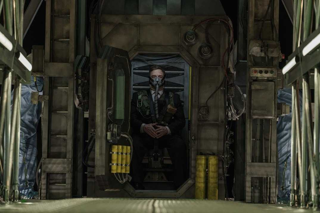 Captive State English Movie Review