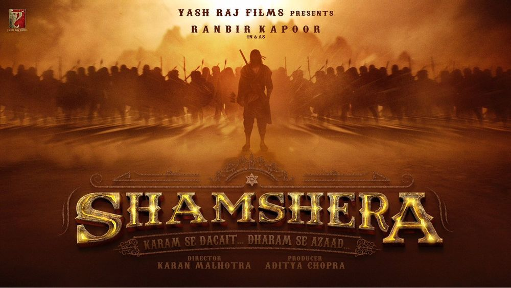 Shamshera English Movie Review