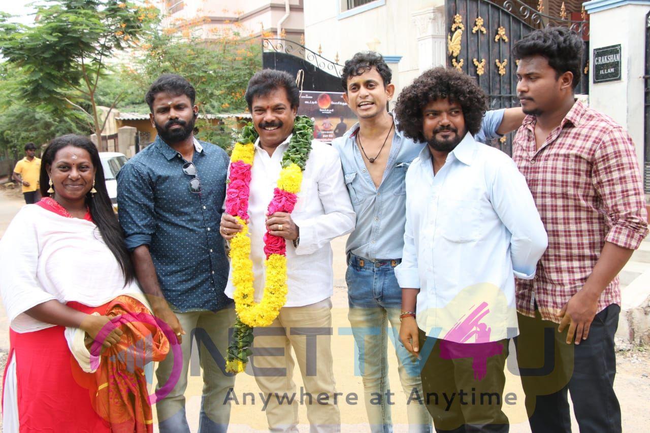 Siva Siva Movie Pooja Pics Tamil Gallery