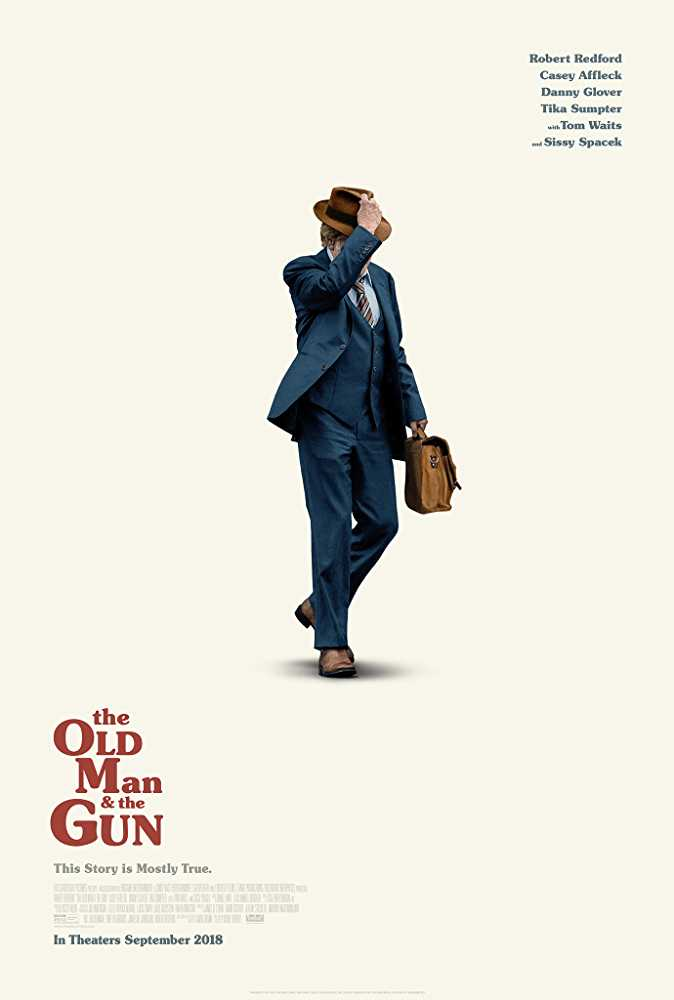 The Old Man & The Gun Movie Review English Movie Review