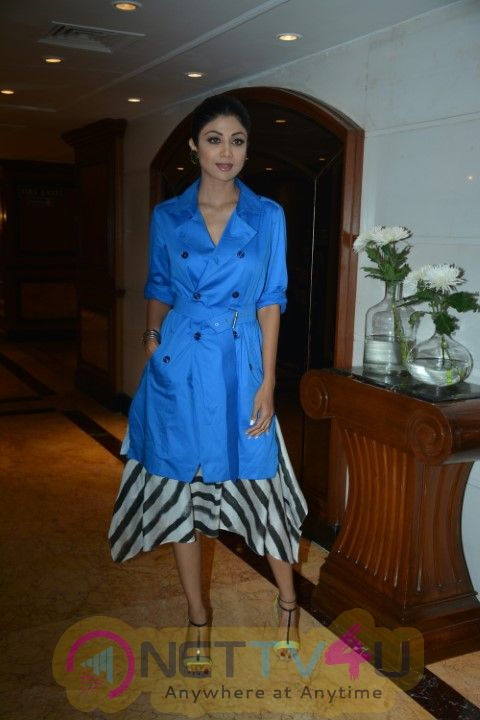 Shilpa Shetty Announced The Brand Ambassador For SRL Dignostics Hindi Gallery