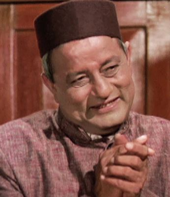 C.S. Dubey Hindi Actor