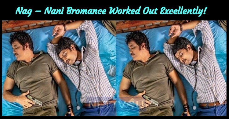 Nag – Nani Bromance Worked Out Excellently!