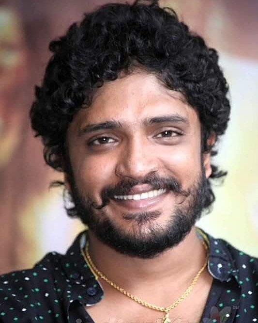 Prasad Vasishta Kannada Actor