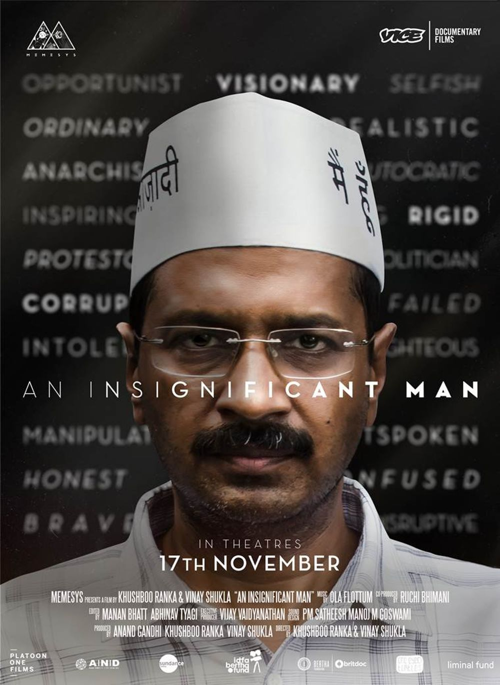 An Insignificant Man Movie Review Hindi Movie Review