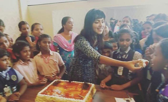 Controversial Amala Paul's Shocking Birthday Celebration!