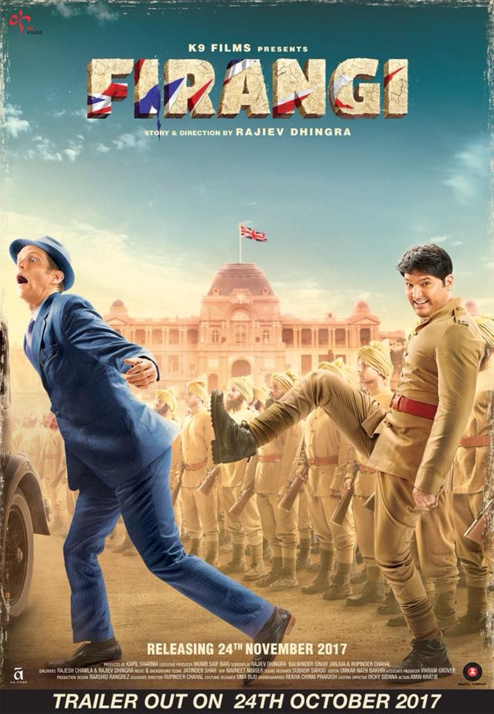 Firangi Movie Review Hindi Movie Review