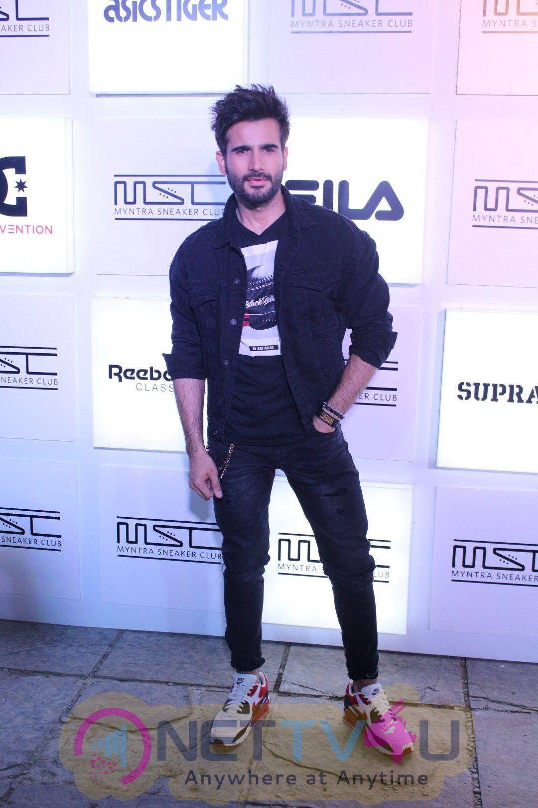 Myntra Sneaker Club Organised Pub Crawl With Many Celebrities Pics Hindi Gallery