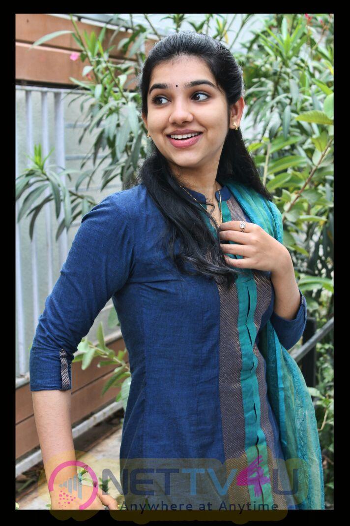 Actress Adithi Beautiful Latest Photos