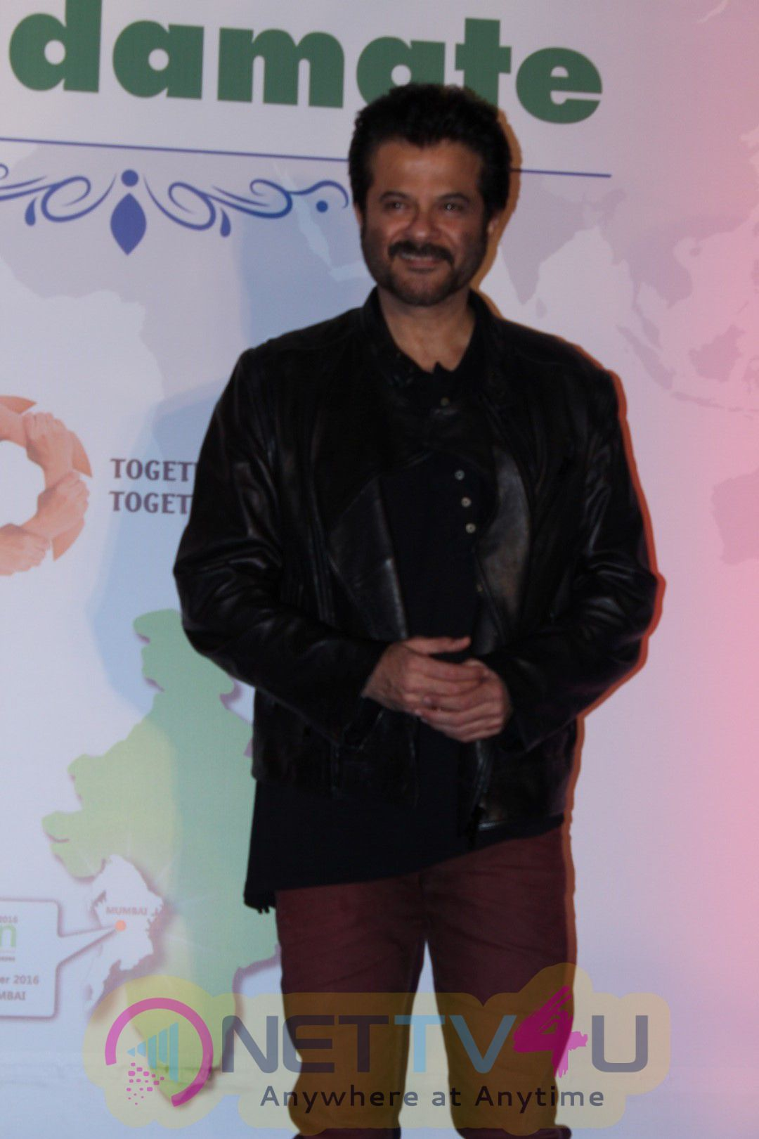 Anil Kapoor Is Goodwill Ambassador For Clean Air Healthy Lungs Photos