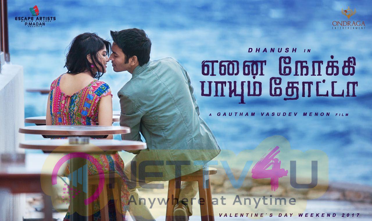 Tamil Movie Enai Noki Paayum Thota Posters