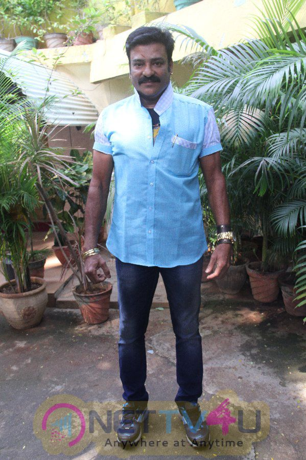 Thondiyan Movie Playback Singer Narayanan Mohan Press Meet Images