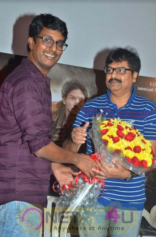 Actor Vivek Launched Indrajith Comic Book With Children Images