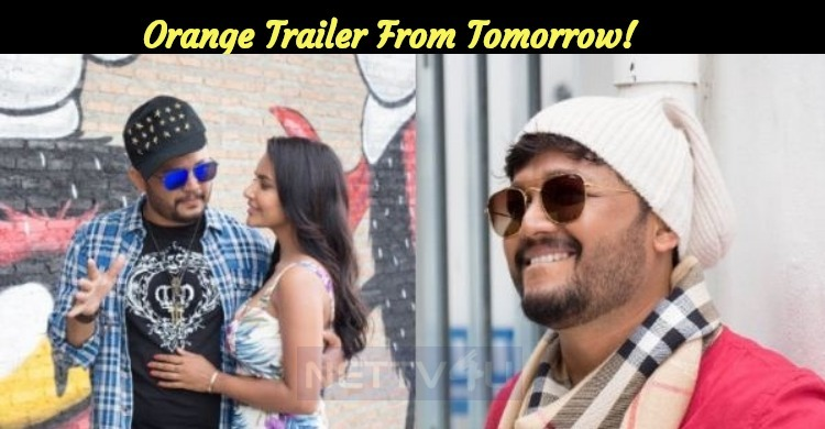 Orange Trailer From Tomorrow!