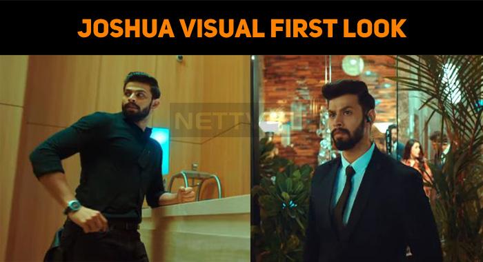 Joshua Visual First Look Creates A Huge Expectation!