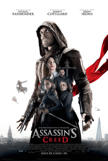 Assassin's Creed Movie Review English Movie Review