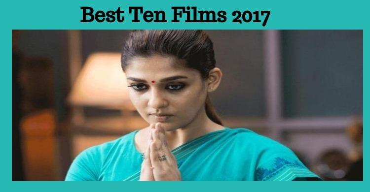 Best Ten Movies Of 2017!