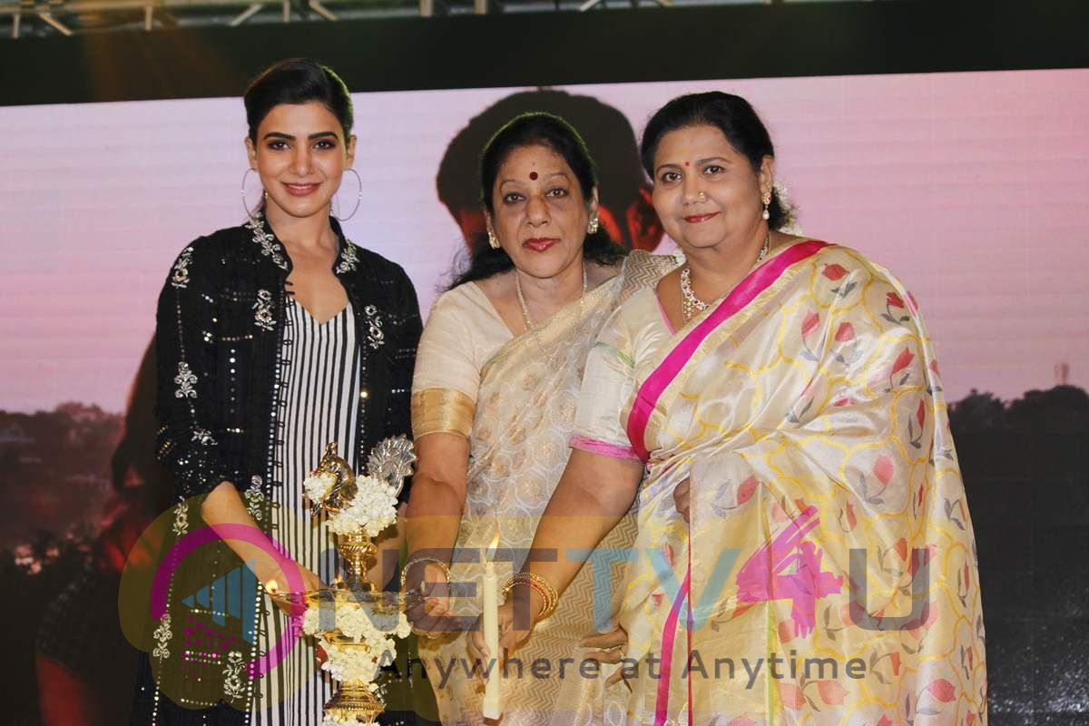 Irumbu Thirai Movie Teaser Launch Stills