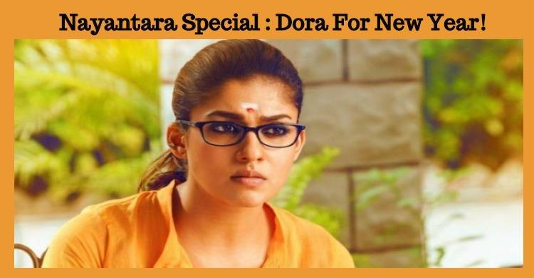 Nayantara Special: Dora For New Year!