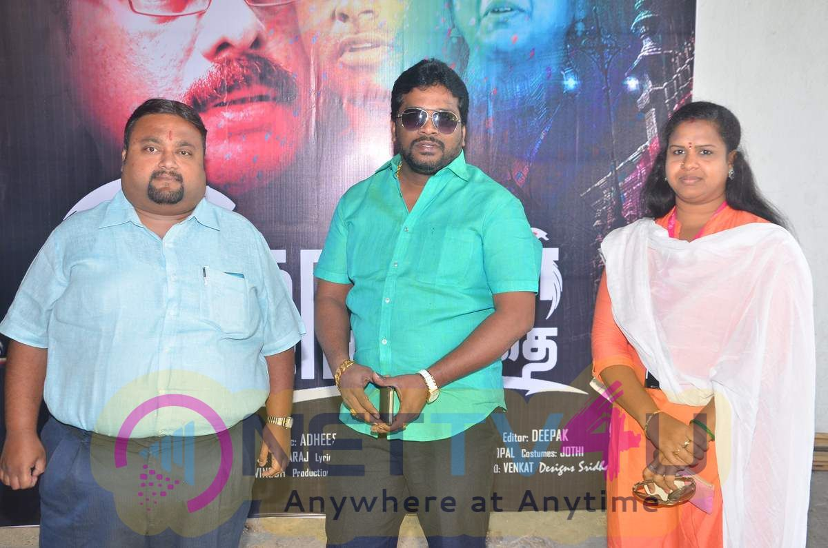 Onnaigal Jaakiradhai Movie Press Meet Stills