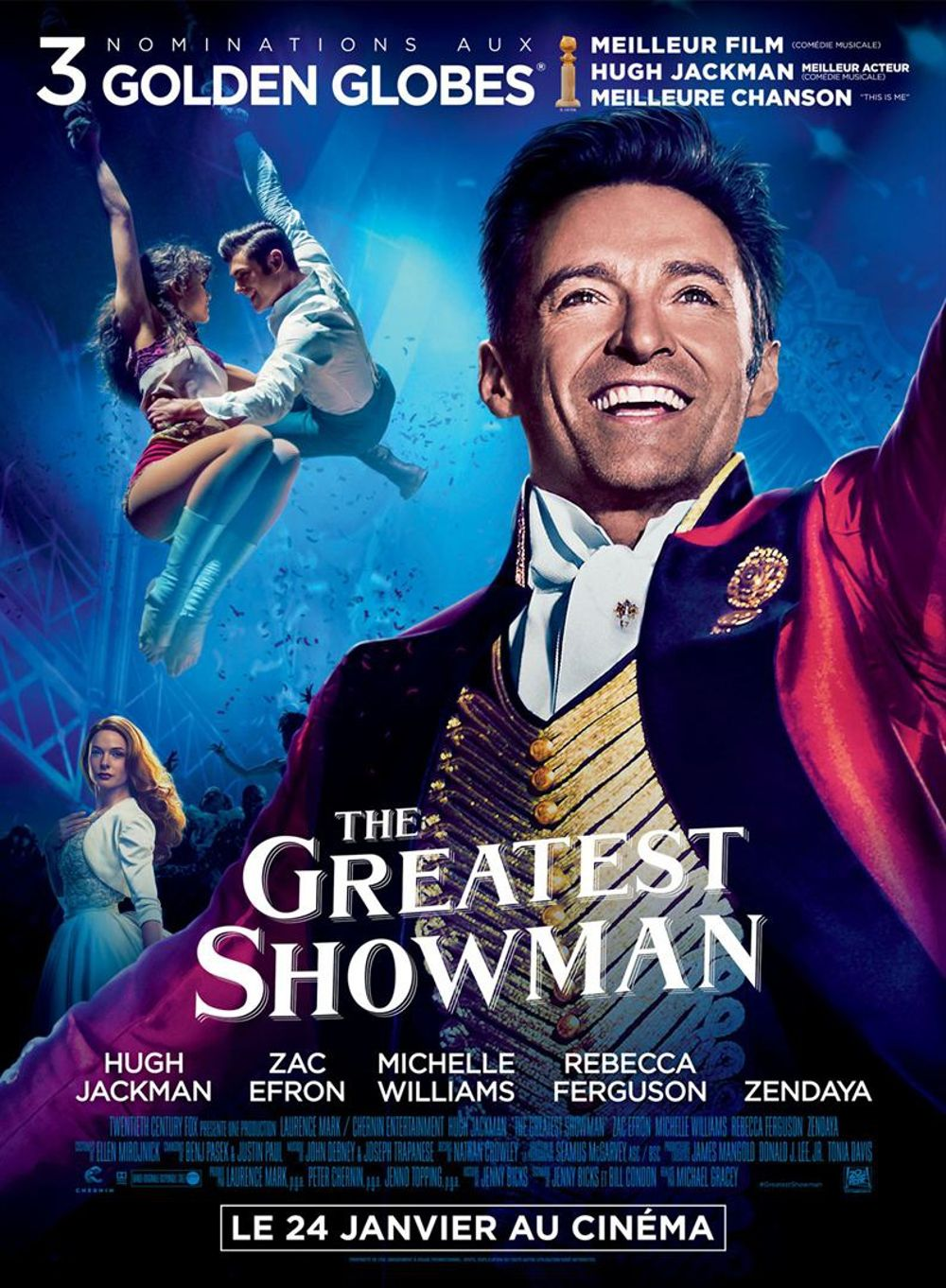 The Greatest Showman Movie Review English Movie Review