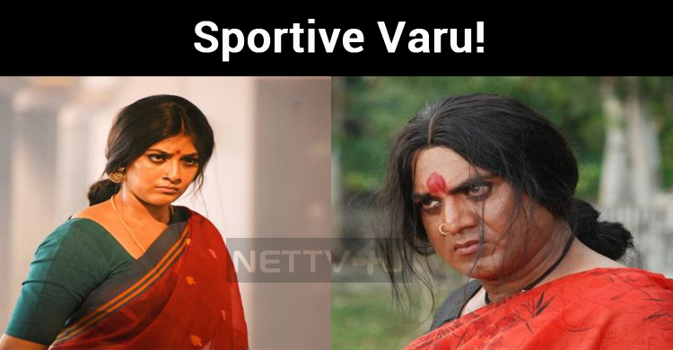 Sportive Varu! Enjoys The Memes About Her!