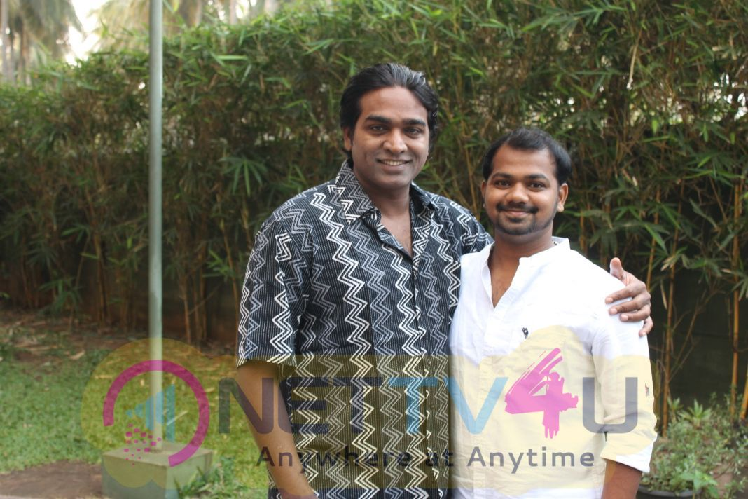 Mangai Maanvizhi Ambugal Movie Audio Launched By Actor Vijaysethupathi Images Tamil Gallery
