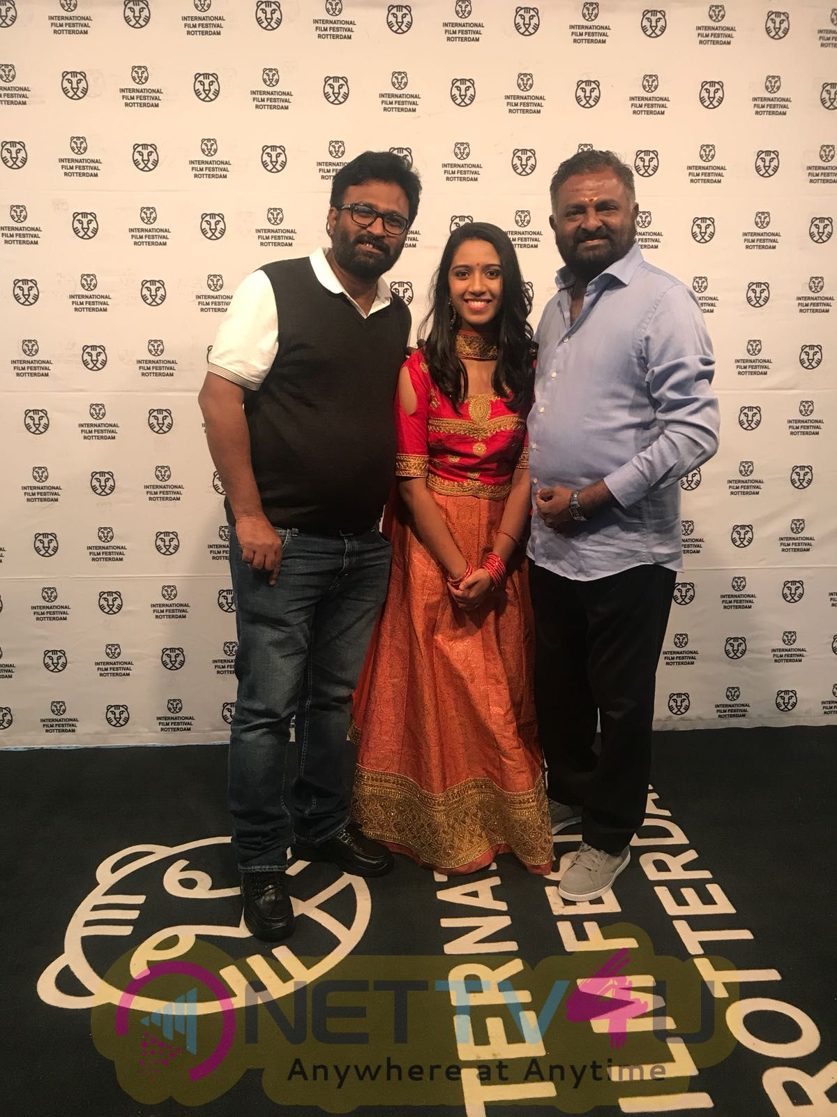 Peranbu World Premiere At 47th International Film Festival Rotterdam Stills