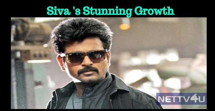 Sivakarthikeyan's Growth Shocked The Kollywood Toppers!