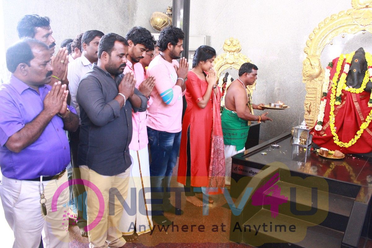 Veerapuram Movie Pooja Photos