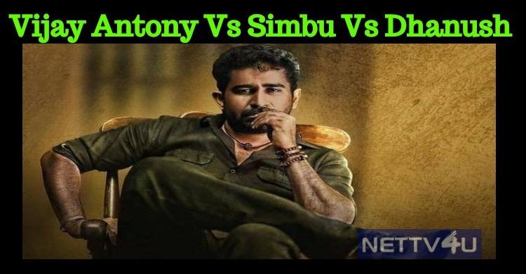Vijay Antony Replaced Simbu!