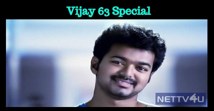 Vijay's 63 Has Something Special!