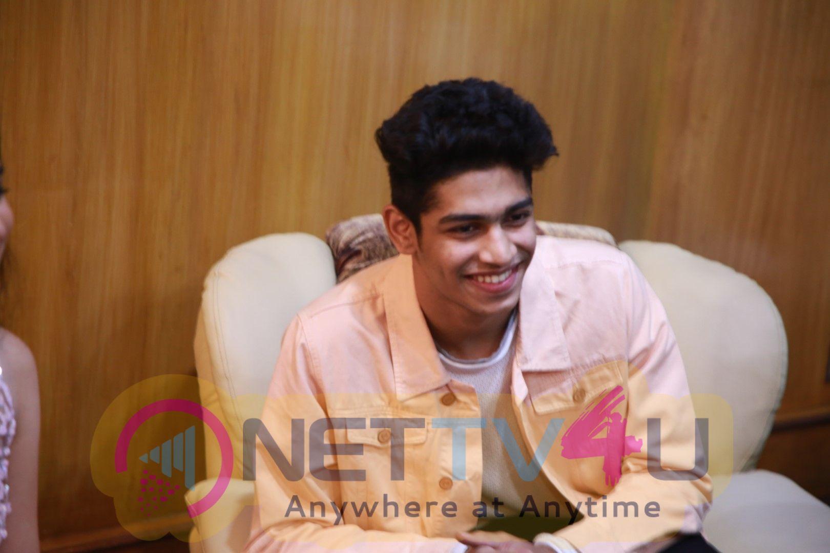 Actor Roshan Abdul Rahoof  Exclusive Interview Images Tamil Gallery