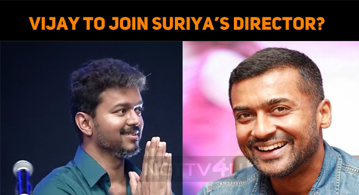 Vijay To Join Suriya Director For Thalapathy 65..
