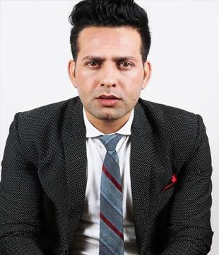 Actor Ashraf Khan