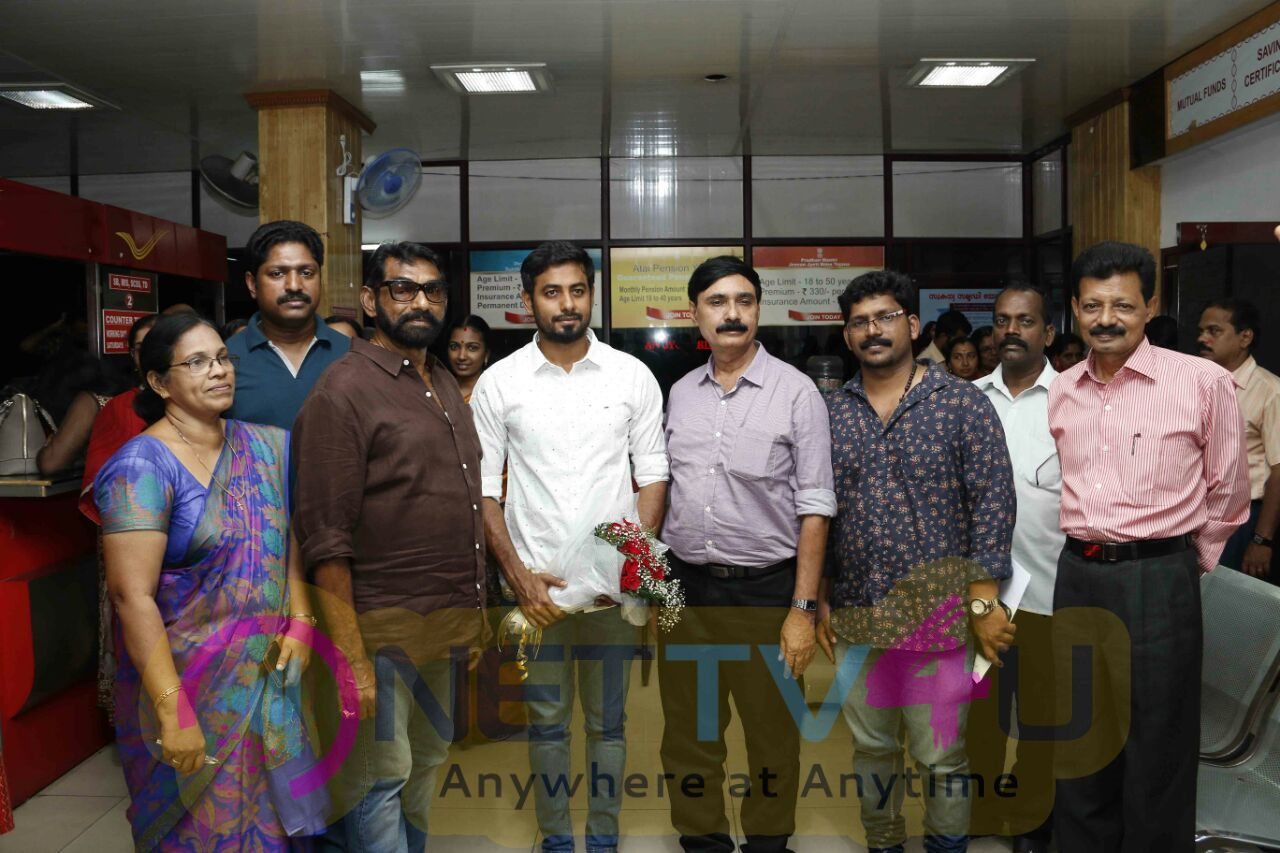 Actor Aari's Awareness Program Event Photos Tamil Gallery