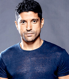 Farhan Akhtar Participates In Shooting Of Lucknow Central