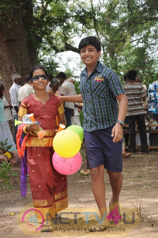 Virudhachalam Shooting Spot Photos And Movie Stills